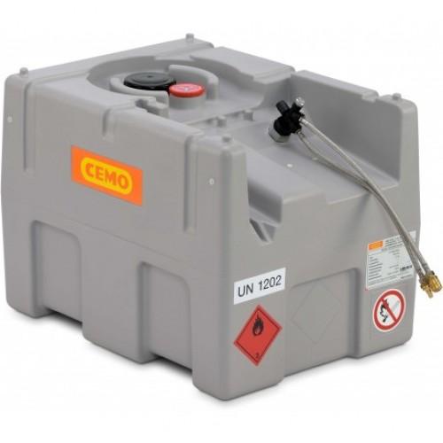 Depósito de gasoil 200 litros para generador