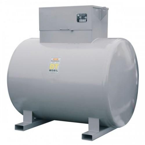 Depósito de acero doble pared 2500 litros gasoil