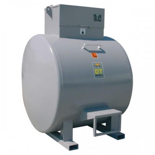 Depósito de acero doble pared 3000 litros gasoil