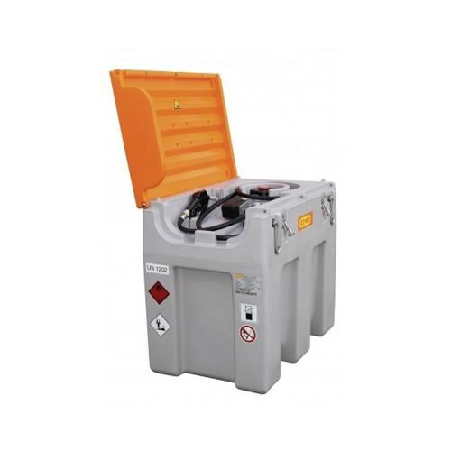 Depósito de gasoil 600 l con sistema de batería Li-Ion