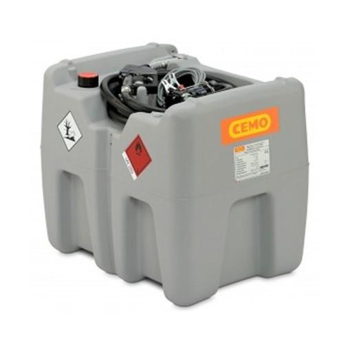 Depósito de gasoil 210 litros con bomba eléctrica 12 V