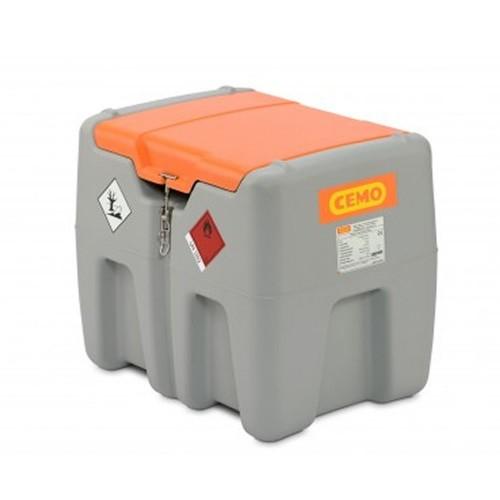 Depósito de gasoil 210 litros con bomba eléctrica CENTRI SP 12 V con tapa