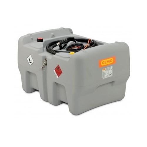 Depósito de gasoil 440 litros con bomba eléctrica 12 V
