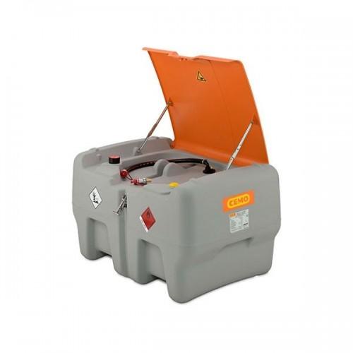 Depósito diésel 440 litros con racor acople rápido y tapa abatible