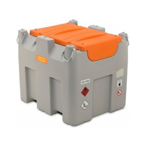 Depósito de gasoil 980 litros Básico, con bomba eléctrica Cematic 72 230 V