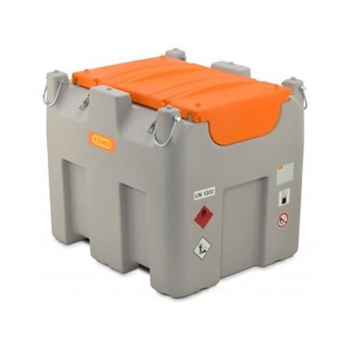 Depósito de gasoil 980 litros Básico, con bomba eléctrica Cematic Duo 24 / 12 V