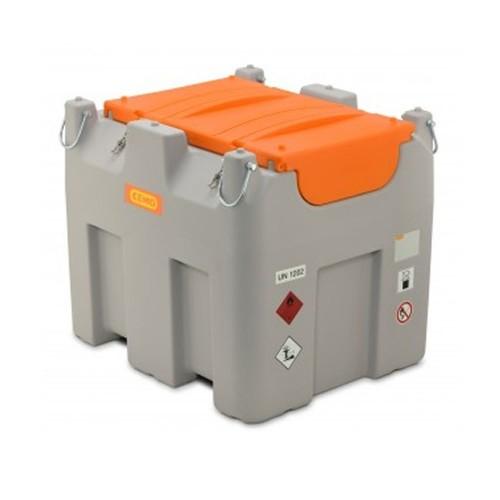 Depósito de gasoil 980 litros Premium, con bomba eléctrica Cematic Duo 24 / 12 V