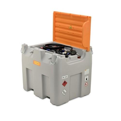 Depósito de gasoil combinado 850/100 litros Gasoil /AdBlue ® Premium con bomba eléctrica 12 V