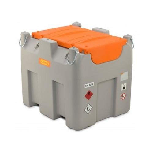 Depósito de gasoil combinado 850/100 litros Gasoil /AdBlue ® Premium con bomba eléctrica Cematic 72 230 V
