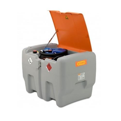 Depósito de gasoil combinado diésel 440 litros y AdBlue® 50 litros, bomba eléctrica 12 V