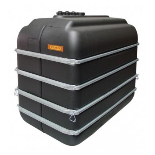 Depósito de polietileno 5000 litros para almacenaje
