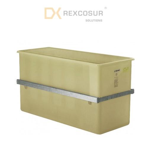 Cubeto de retención para depósito GRP GT-2000 litros