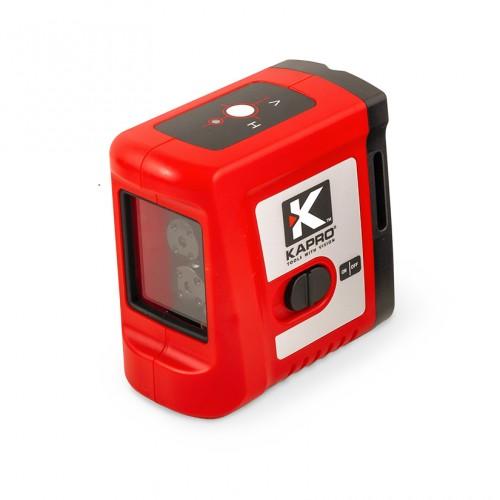 Nivel láser de líneas Kapro 862 Prolaser® Cross Line Laser