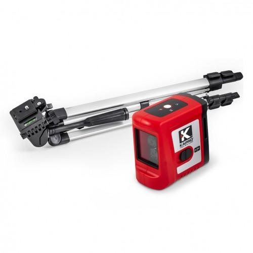 Nivel láser de líneas Set Kapro 862 Prolaser® Cross Line Laser