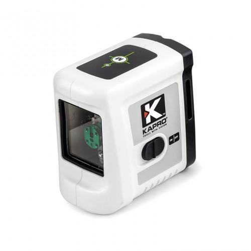 Nivel láser de líneas verde Kapro 862 Prolaser® Cross Line Laser Green