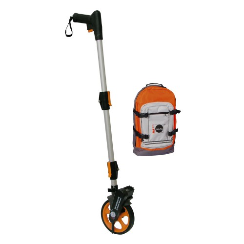 Mini rueda de medición Nedo con mochila