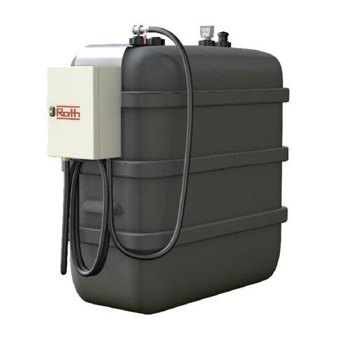 Depósito de gasoil 1000 litros exterior RotStation