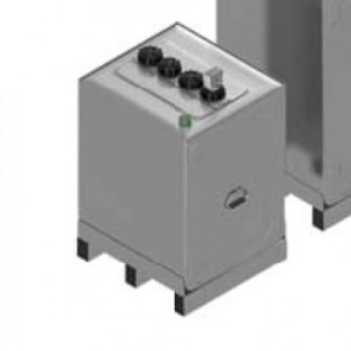 Depósito gasoil 400 litros doble cubeto Roth Duo System