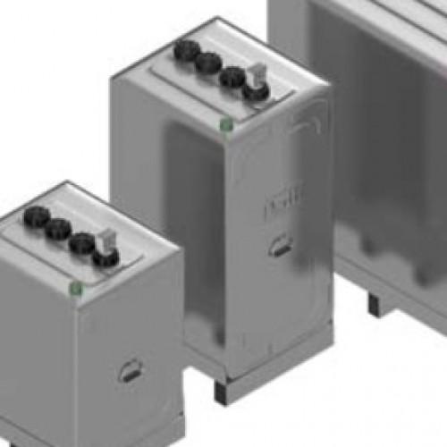 Depósito gasoil 620 litros doble cubeto Roth Duo System