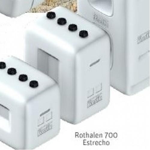 Depósito gasoil 700 litros de plástico Rothalen